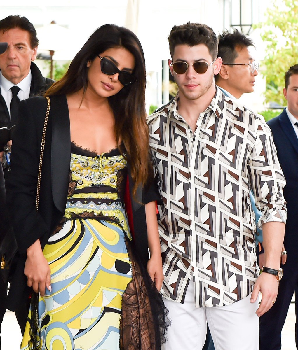 Cannes 2019: All of Priyanka Chopra, Nick Jonas looks on the red carpet result in serious fashion goals