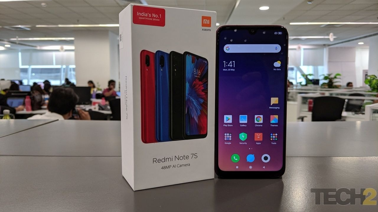 Xiaomis Redmi Note 7 to phase out in India and replaced by the Note 7S