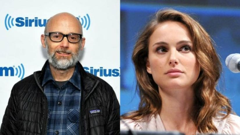 Moby apologises to actress Natalie Portman after claiming they dated when she was 20