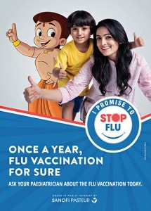 Does a simple flu need a vaccination ? Absolutely YES!