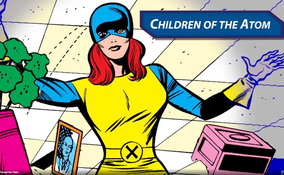 Jean Grey appeared in X-Men: Children of the Atom (1999) that retold origins of the X-Men. Marvel