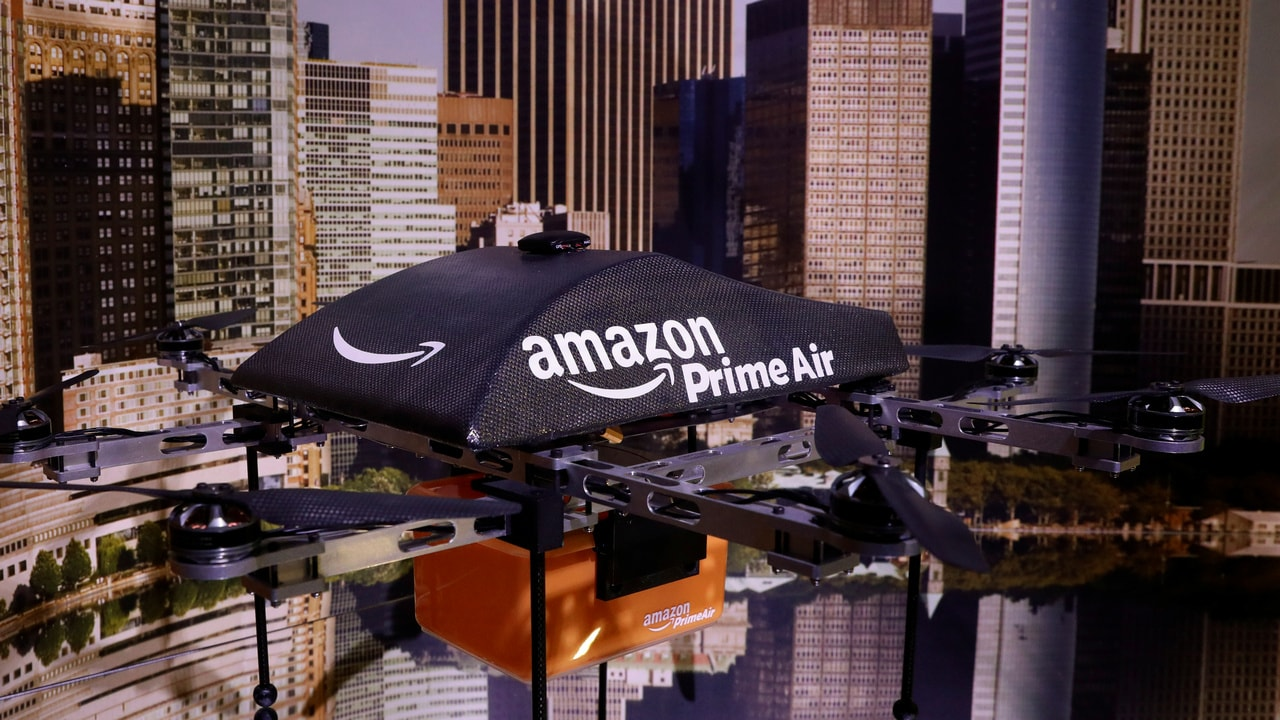 Amazons new Prime Air delivery drones to start delivering packages in months