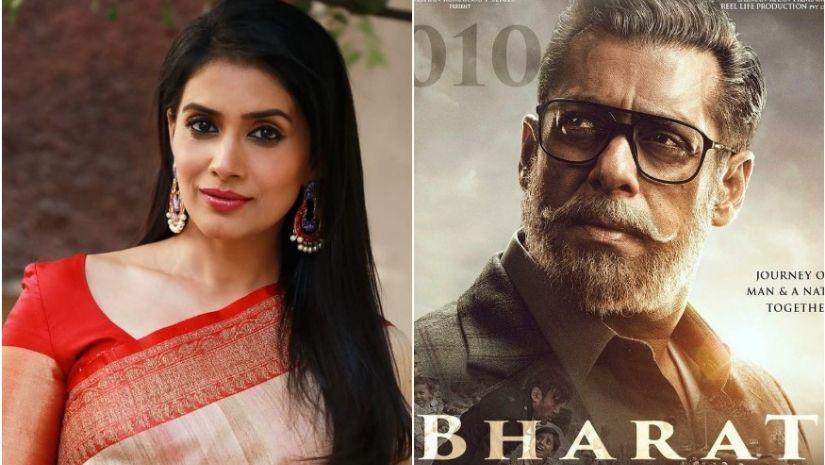 Sonali Kulkarni on playing Salman Khan's mother in Bharat: Stand by