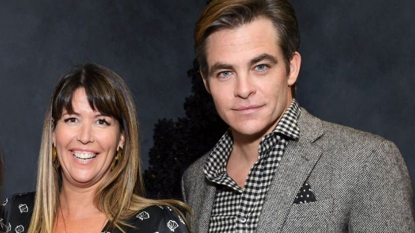 Patty Jenkins on working with Chris Pine in WW 1984, I Am The Night: He hasn't explored all his dimensions yet