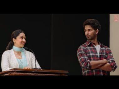 Kabir Singh's 'Tera Ban Jaunga' depicts Shahid Kapoor, Kiara Advani's undying love for each other