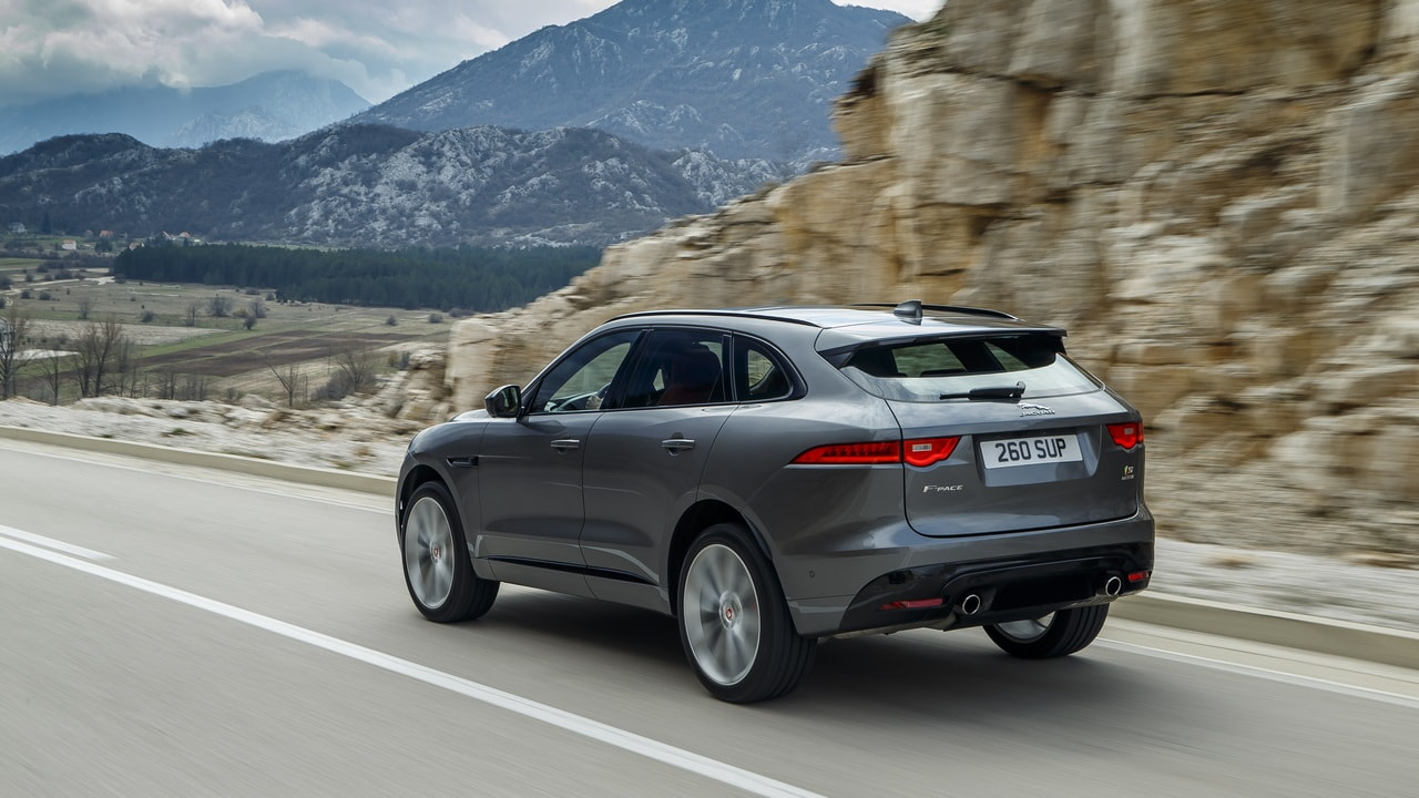 Jaguar F-Pace (India made) first drive review: Desi billa is decent value for money