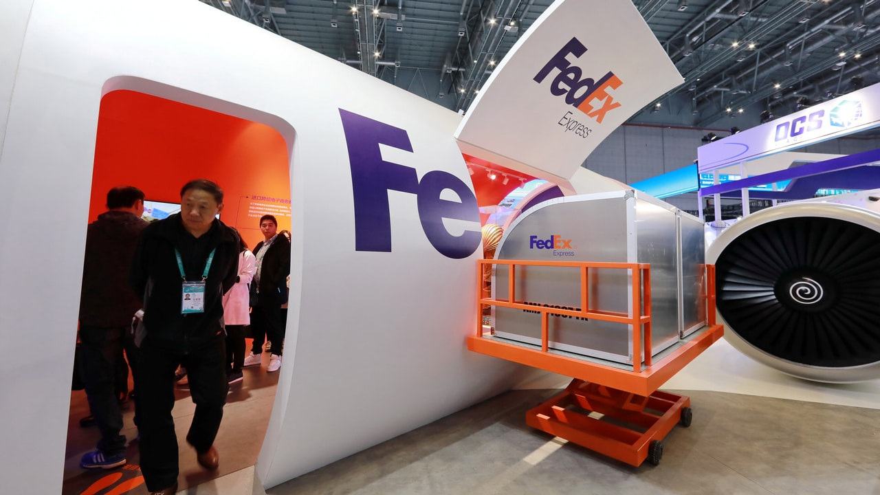 FedEx refused a Huawei phone to the U.S. amidst Huawei ban