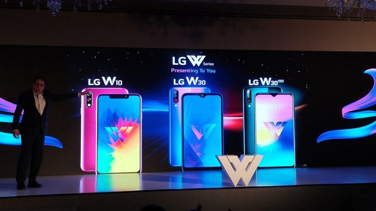 LG W-series.