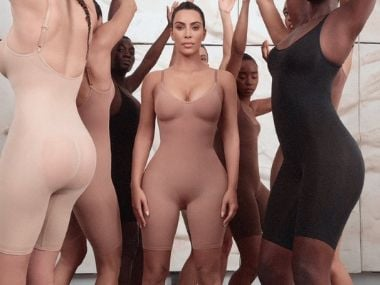Kim Kardashian West called out for cultural appropriation over her new shapewear line, Kimono