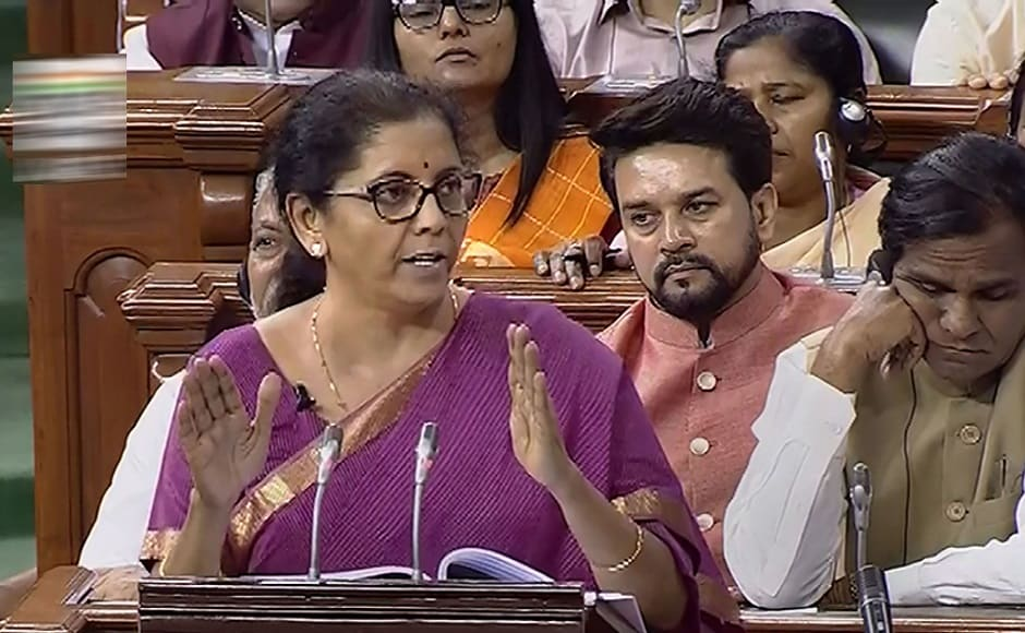 Sitharaman also proposed that filing of income tax return will be mandatory for people depositing more than Rs 1 crore in current account, spending over Rs 1 lakh towards electricity bill payment and Rs 2 lakh on foreign travel in a year. PTI