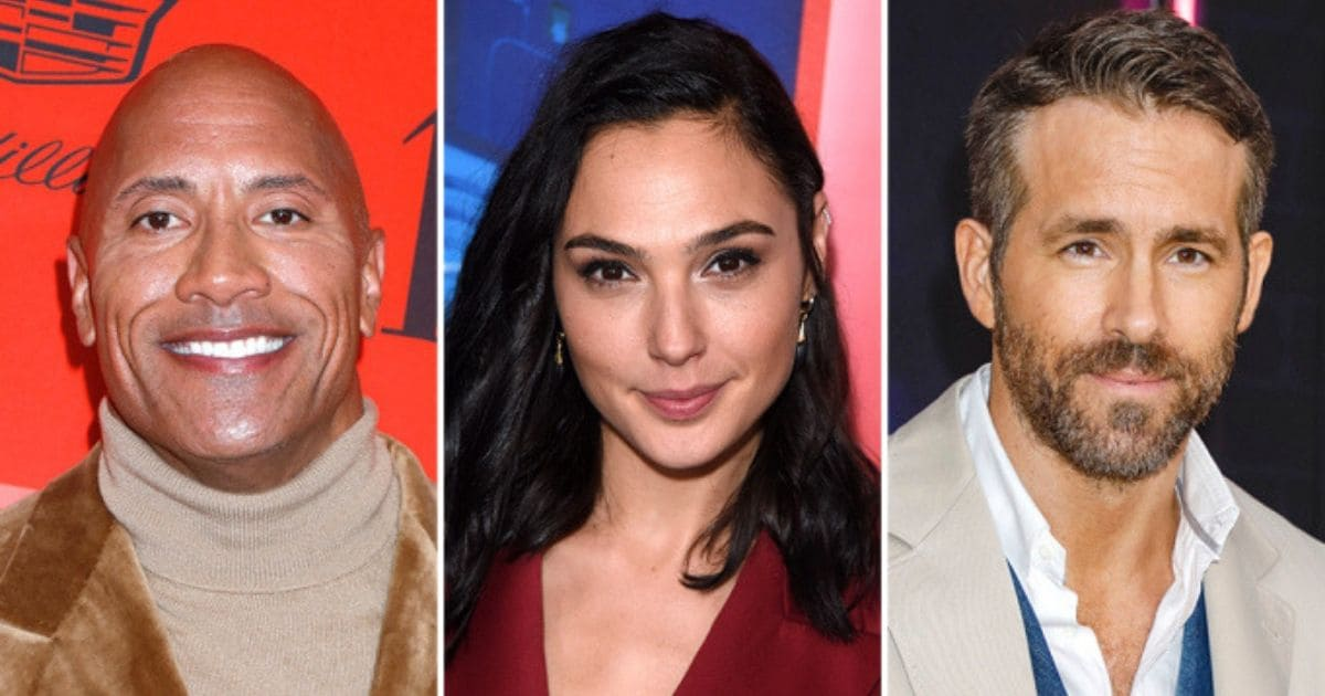 Red Notice: Ryan Reynolds joins Dwayne Johnson, Gal Gadot in action adventure, now owned by Netflix