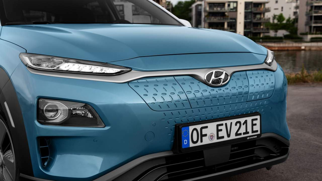 The Kona EV will be assembled at HMIL's Chennai plant with most of the major components imported. Image: Hyundai