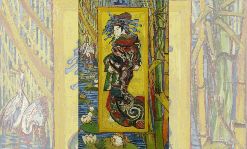 Japonaiserie and Van Gogh: Influence of Japanese art on the painter's style is subject of a new documentary