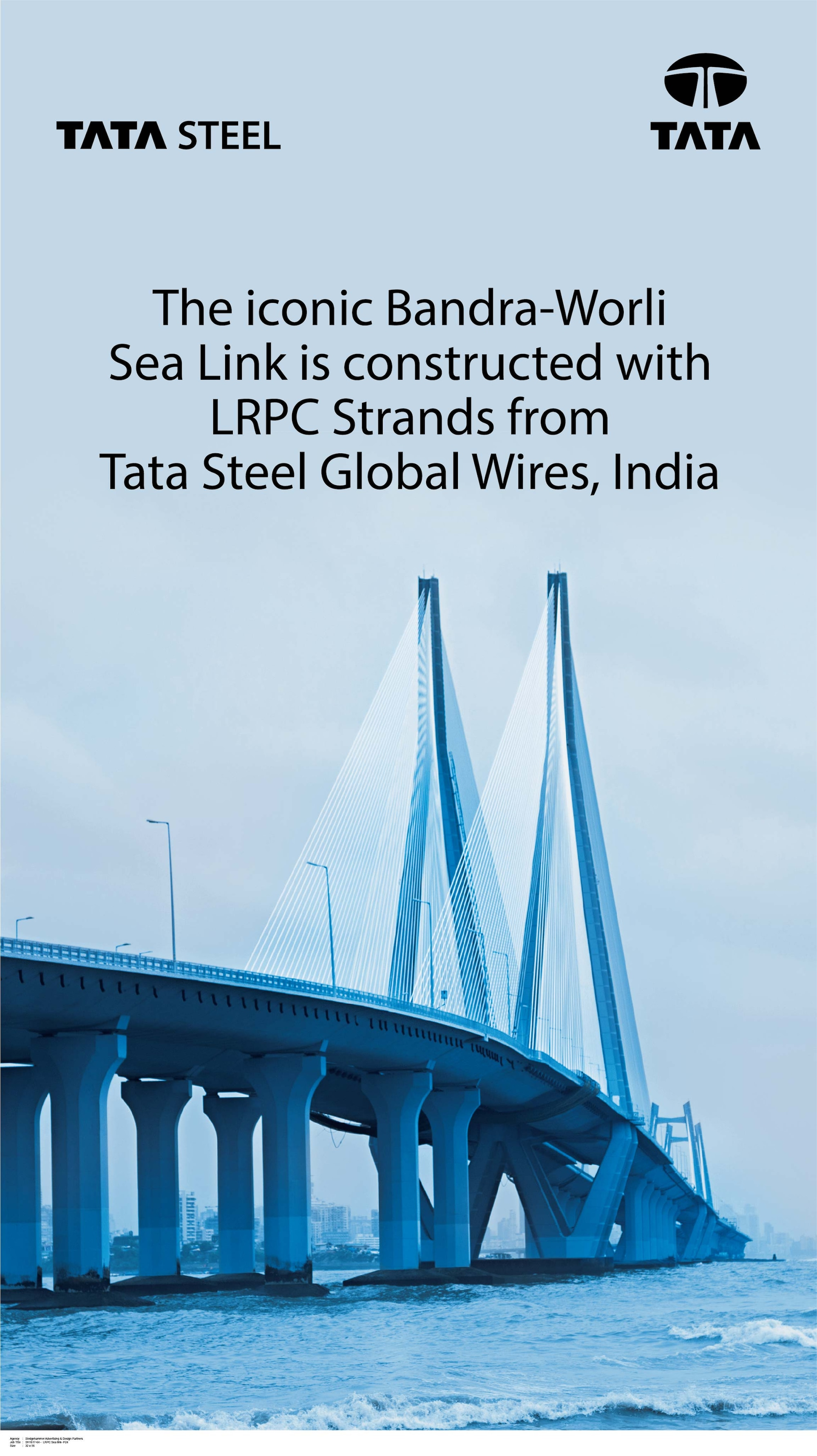 Building India's tomorrow with Tata Steel's LRPC Strands