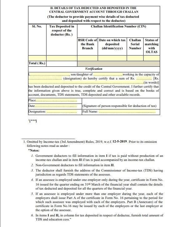 Form 16 Part A - pg2