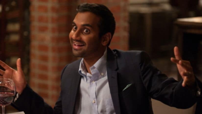 Aziz Ansari's Right Now is a scathing commentary on the Asian race in present-day US