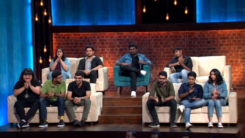 Comicstaan season 2's contestants
