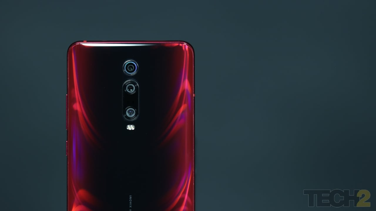 Redmi K20 Pro has three rear cameras