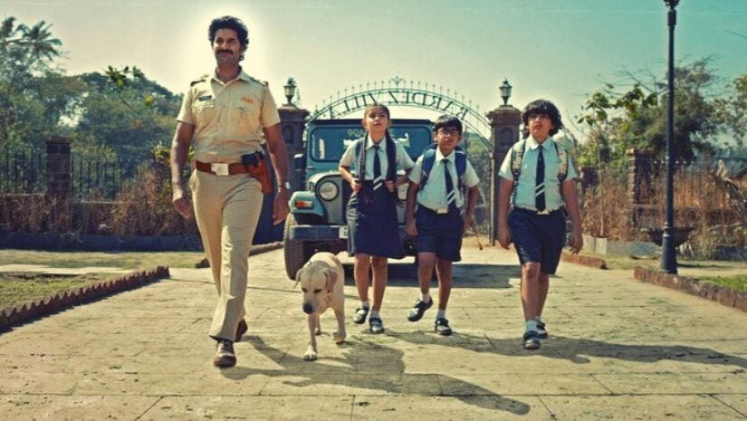Typewriter review: Sujoy Ghosh weaves a multifaceted tale of horror and human relationships in Netflix debut