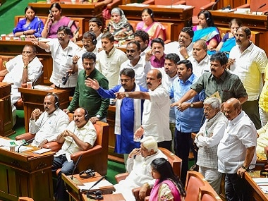 Karnataka Assembly floor test updates: HDK claims fake resignation letter doing rounds on social media, slams 'cheap level of publicity'