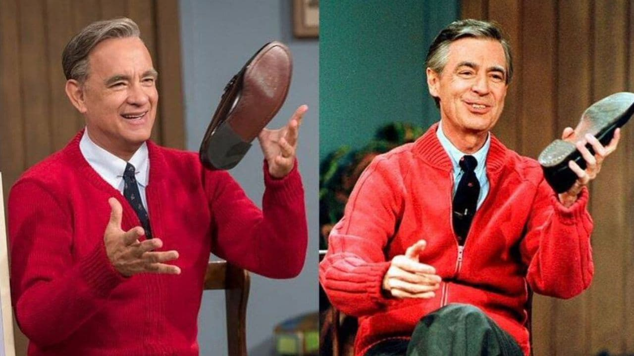 A Beautiful Day in the Neighborhood trailer: Tom Hanks is TV icon Fred Rogers in this biographical drama