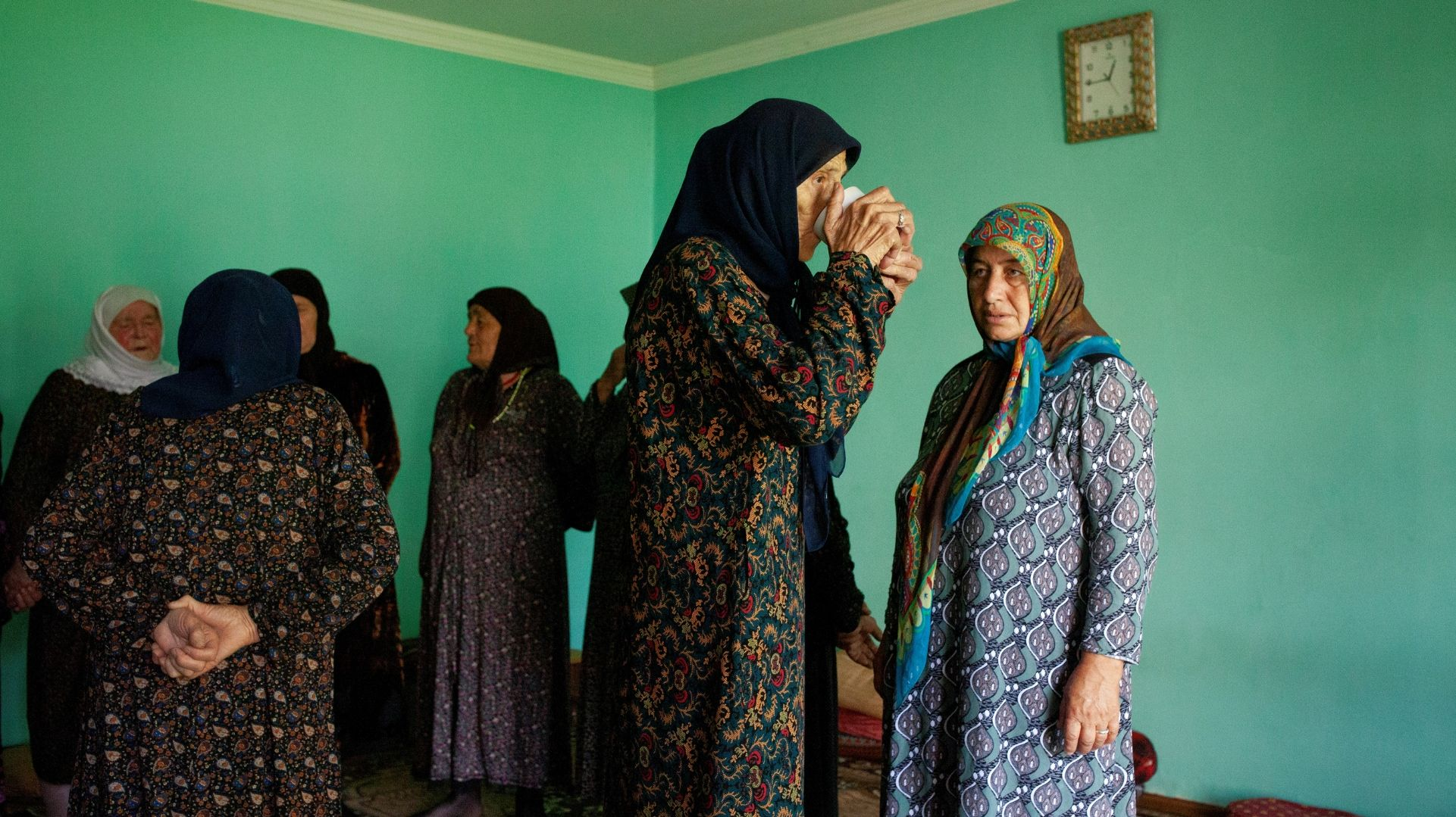 In Georgian valley, war-scarred women battle tradition, fiercely patriarchal society to make a living