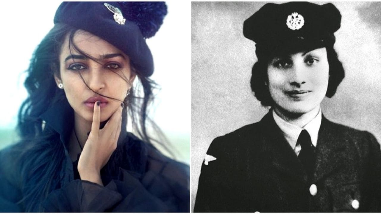 Radhika Apte says she never thought shed get a chance to play British spy Noor Inayat Khan