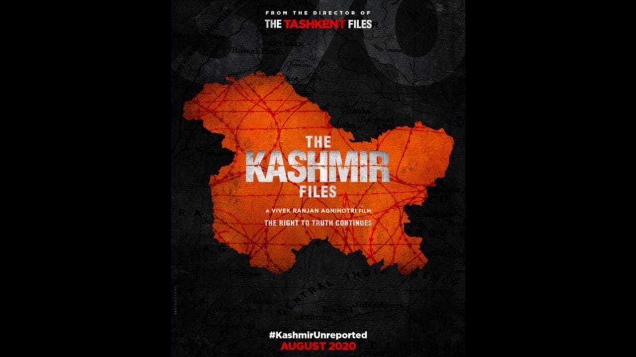The Kashmir Files: Vivek Agnihotri announces new film