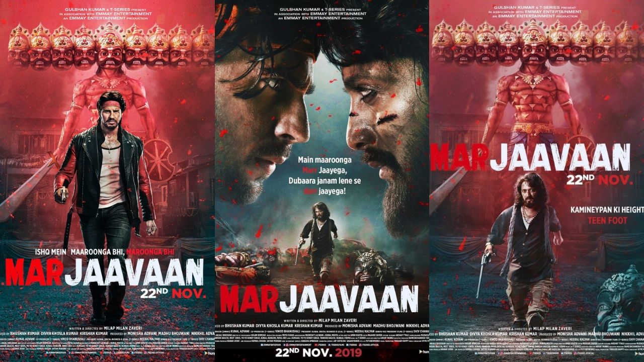 Marjaavaan box office collection: Sidharth Malhotra, Riteish Deshmukh's thriller makes Rs 7.03 cr on opening day- Entertainment News, Firstpost