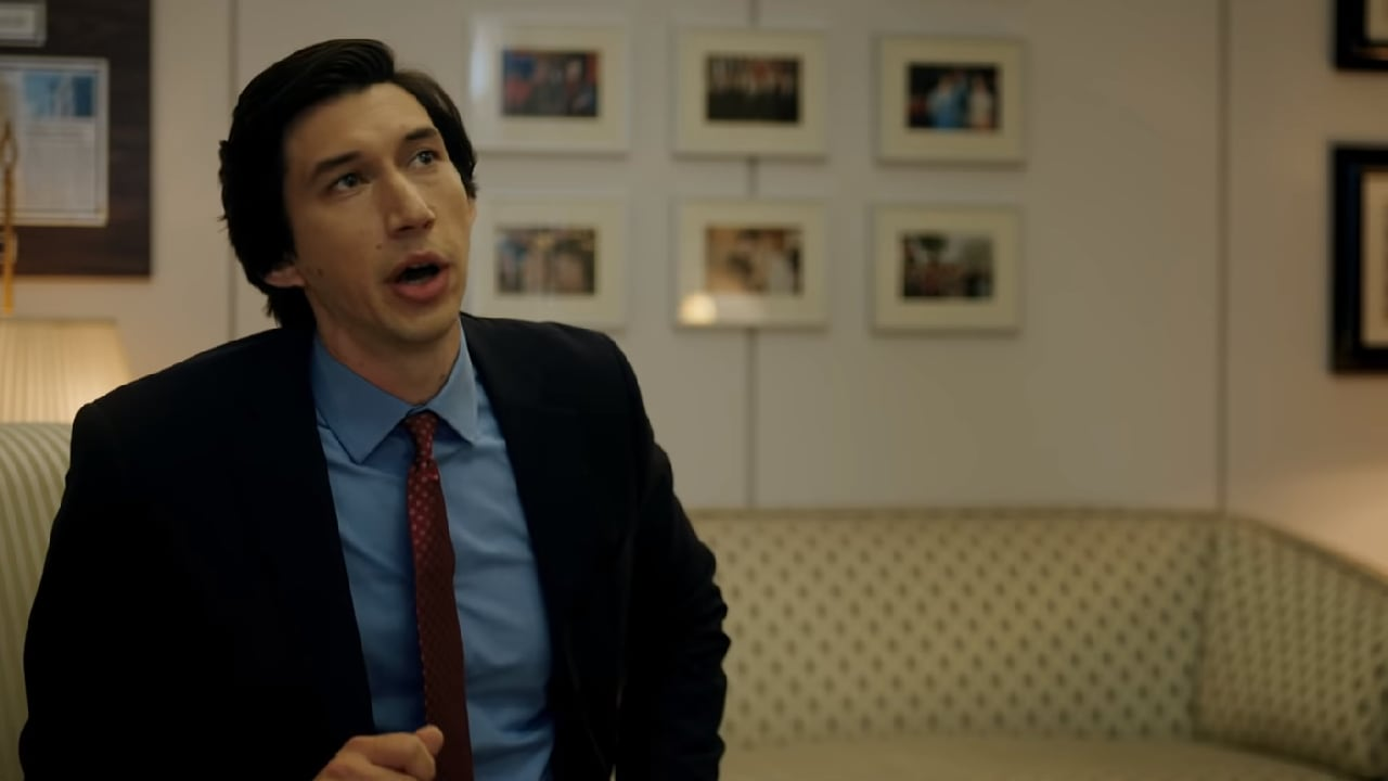 The Report trailer: Adam Driver gears up to investigate CIA torture claims post 9/11 in political thriller