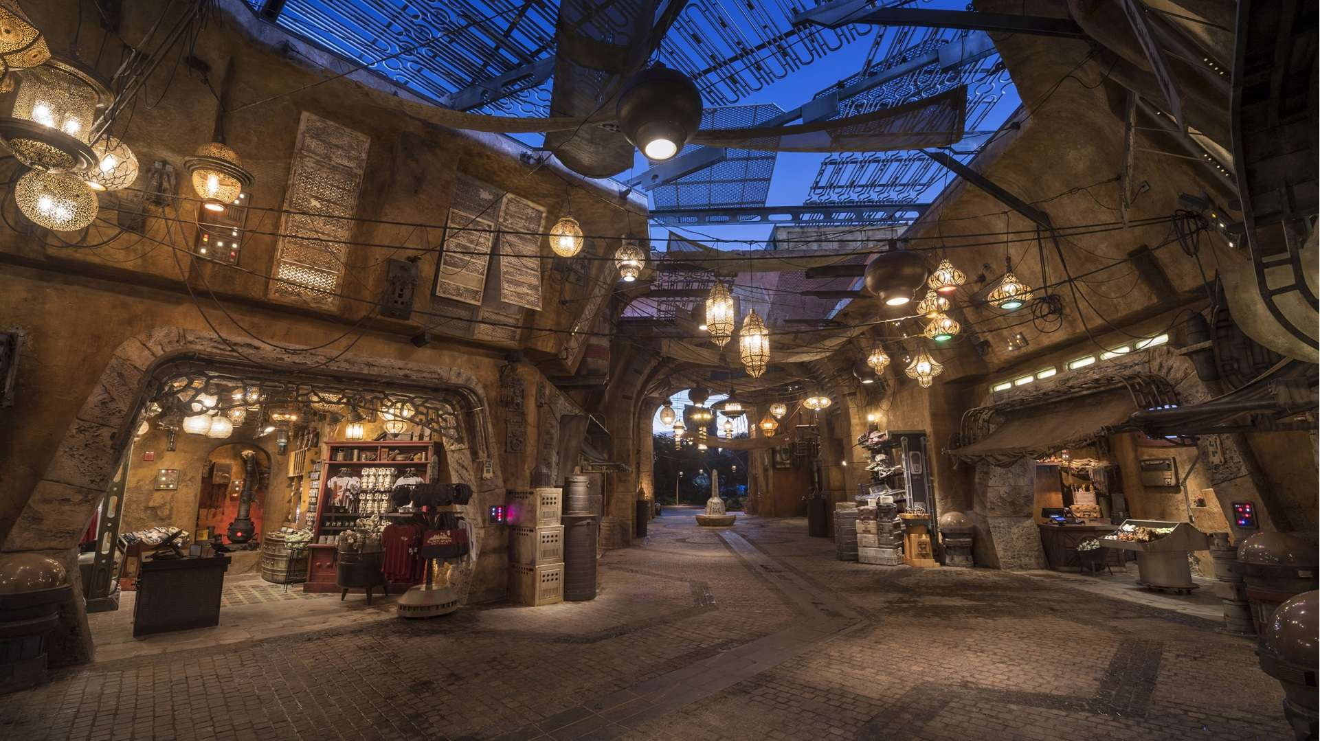 Galaxy's Edge Marketplace