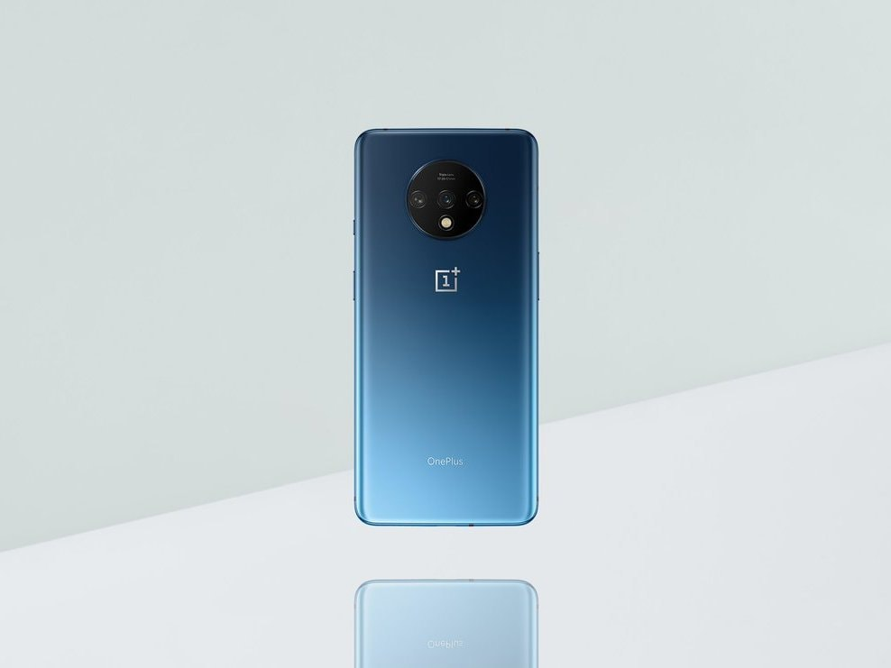 OnePlus 7T with round triple rear camera setup revealed by CEO Pete Lau