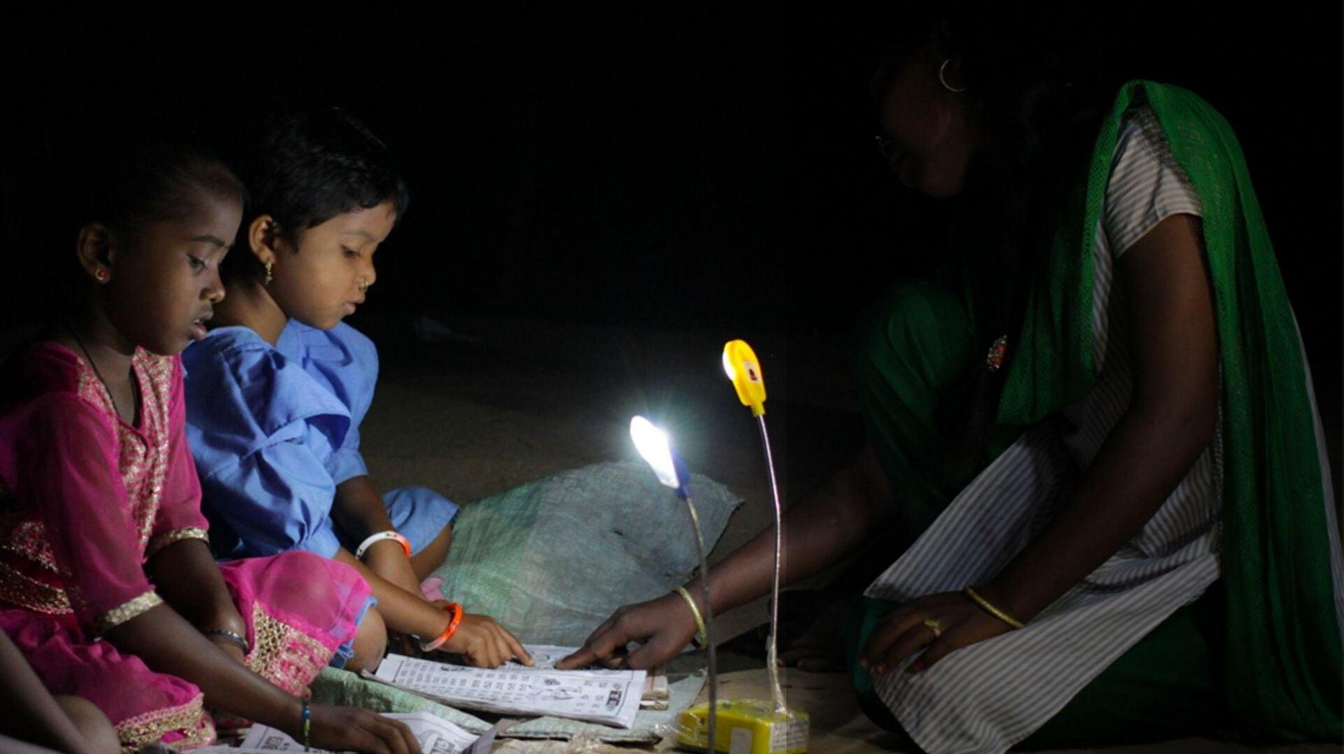 On Mahatma Gandhi's 150th birth anniversary, keeping his light shining through solar lamps and clean energy