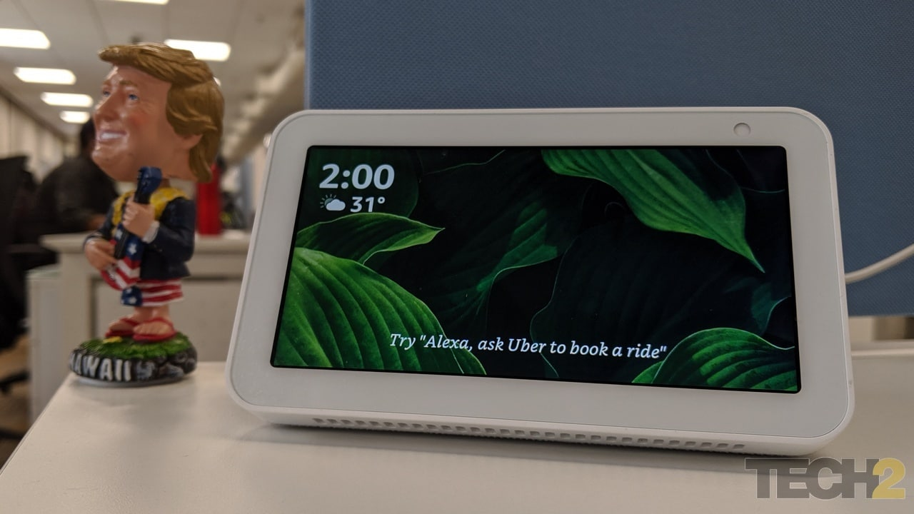 Amazon Echo Show offers the same Alexa experience seen on other Echo products, but this time with a display