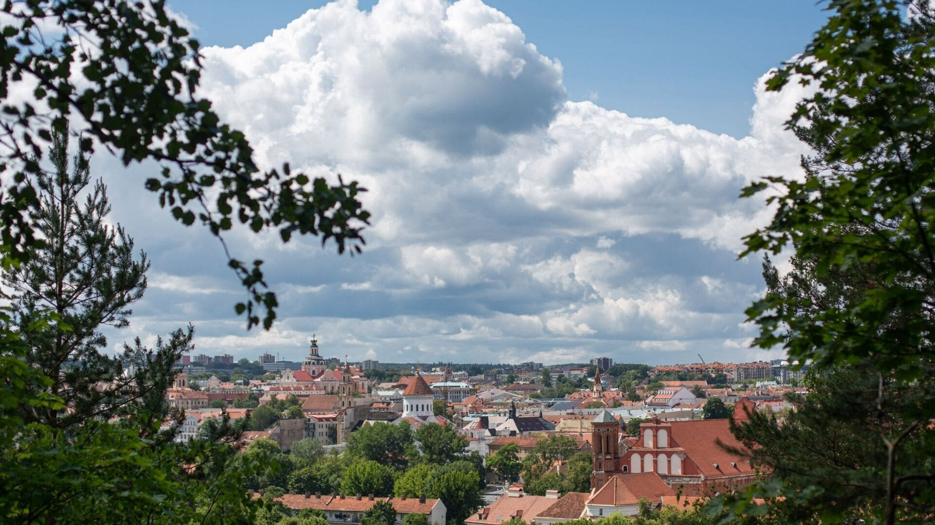 Finding Vilnius on a journey through Lithuania — a hidden jewel by the Baltic Sea - Firstpost