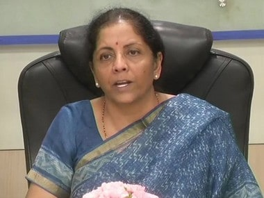 India cannot sacrifice economic strength to comply with US sanctions, says Finance Minister Nirmala Sitharaman