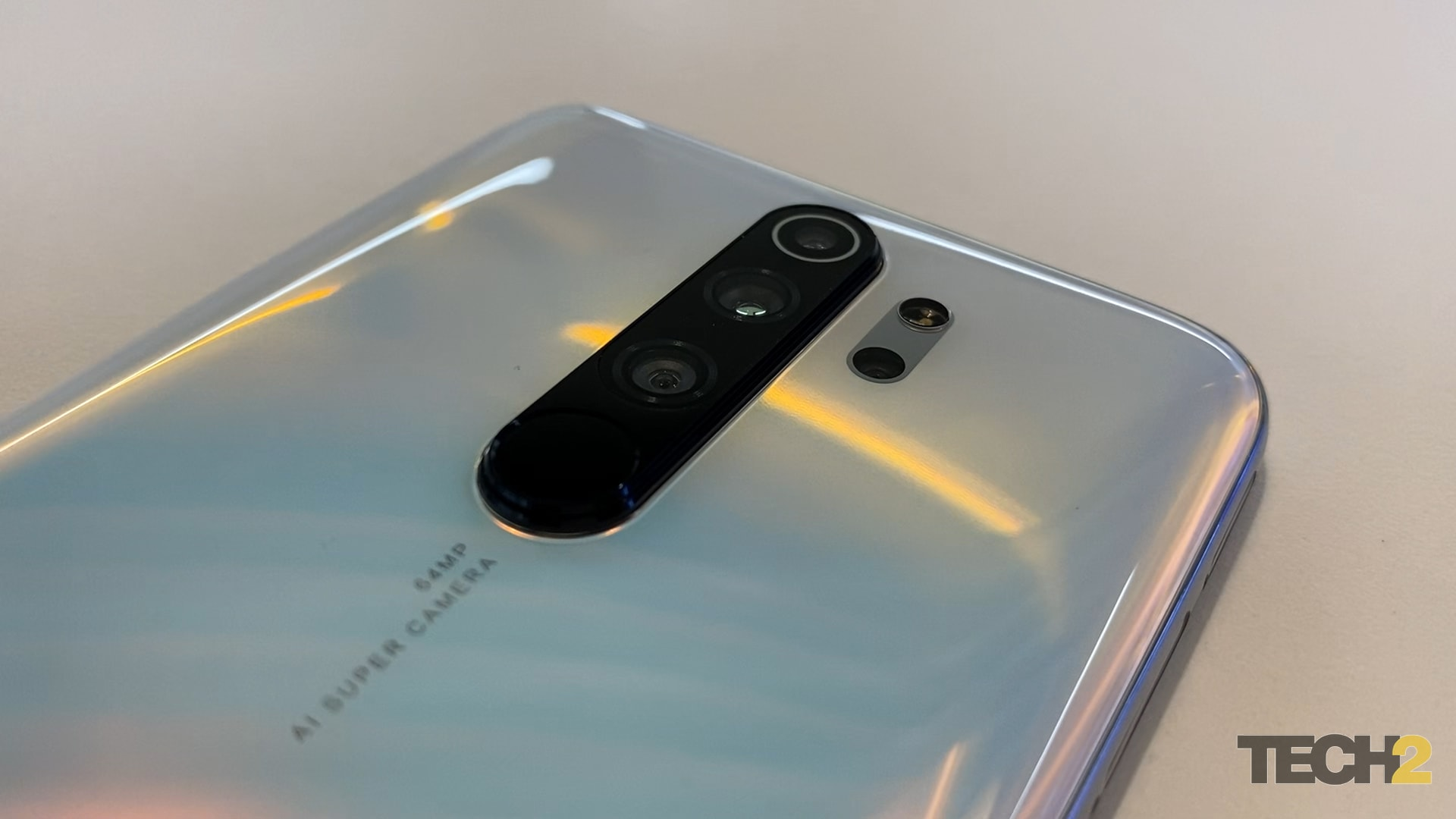 Redmi Note 8 Pro has a quad-camera system.