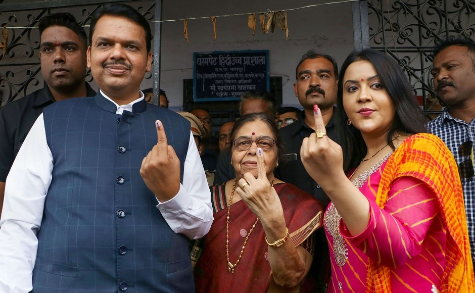 Elections 2019: Voting begins for Maharashtra, Haryana Assemblies; by-polls commence in 51 constituencies across 18 states