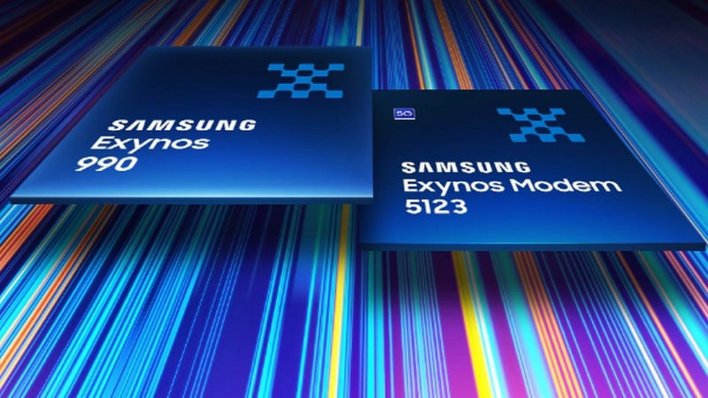 Samsung announces the new Exynos 990 SoC with an 'ultra-fast' 5G Exynos Modem 5123- Technology News, Firstpost