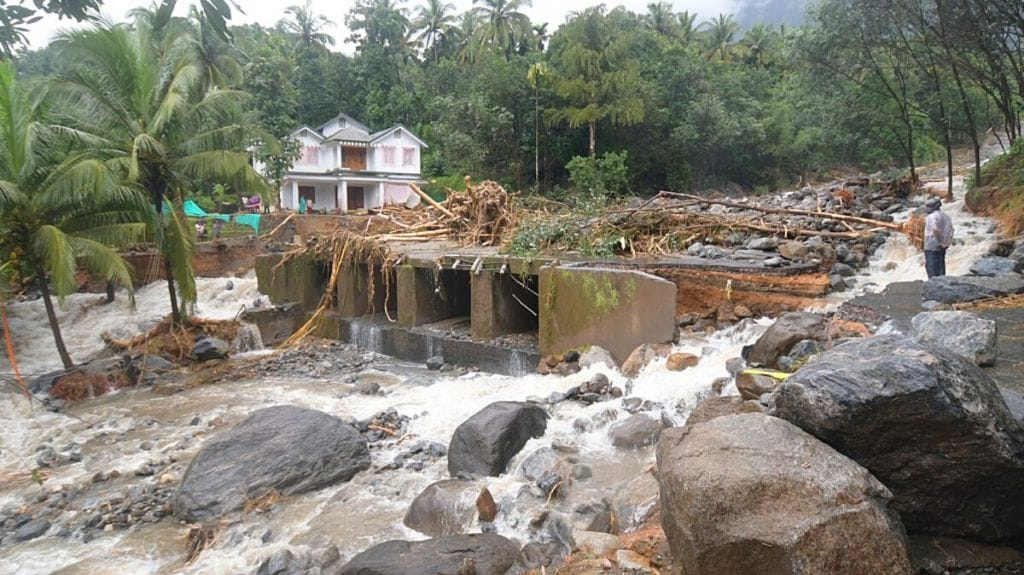 The floods and landslides which occurred in the last two years have ruined a major portion of Wayanad. Photo by Abhijith Madhyamam.