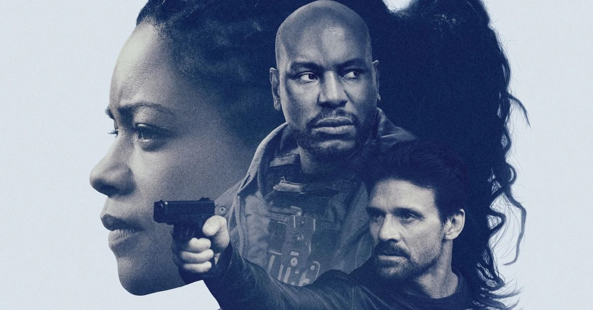 Black and Blue movie review: Naomie Harris is torn between duty and community in this generic cop action thriller- Entertainment News, Firstpost