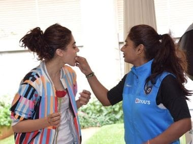 Taapsee Pannu to play Mithali Raj in sports biopic; Shabaash Mithu to be directed by Rahul Dholakia