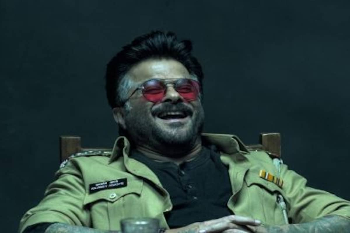Anil Kapoor S First Look From Mohit Suri S Malang Depicts Actor As Police Officer Wearing Pink Sunglasses Entertainment News Firstpost