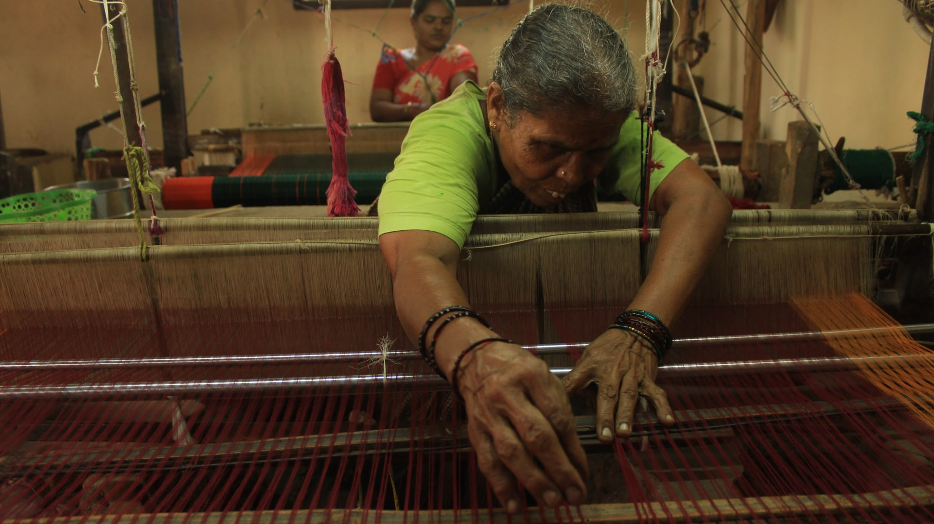 Loose threads: Once a thriving weavers' village, Anakaputhur's mills are fast being abandoned