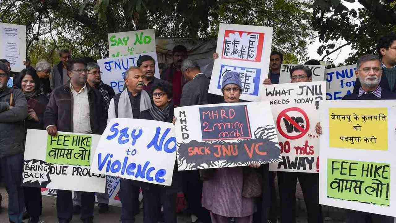 WhatsApp, Google and Apple asked to retain data pertaining to JNU violence on 5 Jan: Delhi HC