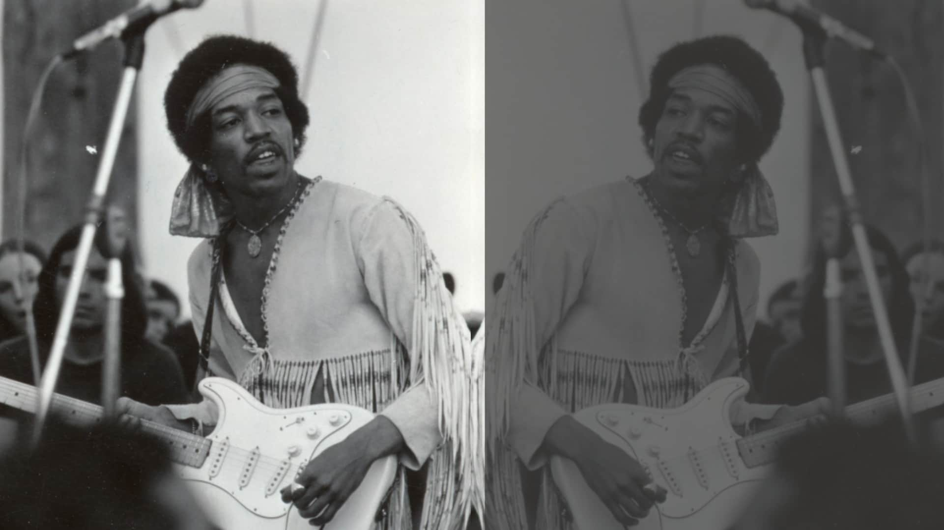 A Jimi Hendrix experience in London: On the musician's trail in city he thought of as 'home'