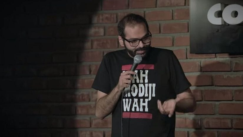After travel ban by Air India, Kunal Kamra recounts how he insisted on paying excess luggage fine because 'airline's in debt'- Entertainment News, Firstpost