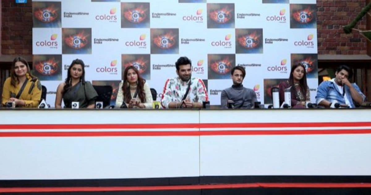 Bigg Boss 13 Day 119 highlights: Housemates face media questions during first press conference- Entertainment News, Firstpost