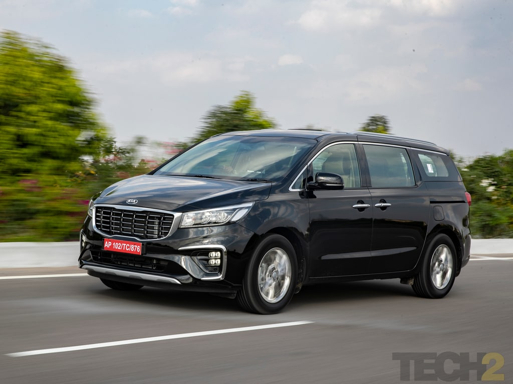 Kia Carnival Review: Making space where there was none