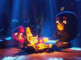 Netflix greenlights Angry Birds animated series; show to have forty 11-minute long episodes